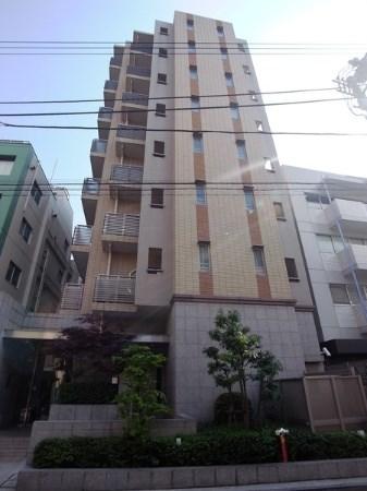 Exterior of GLARSA 神楽坂