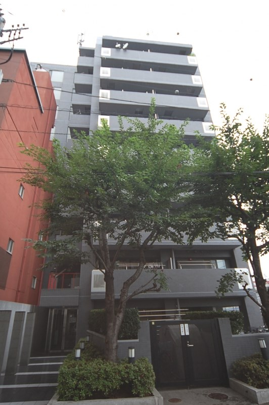 Exterior of エクセルシオール新宿西戸山