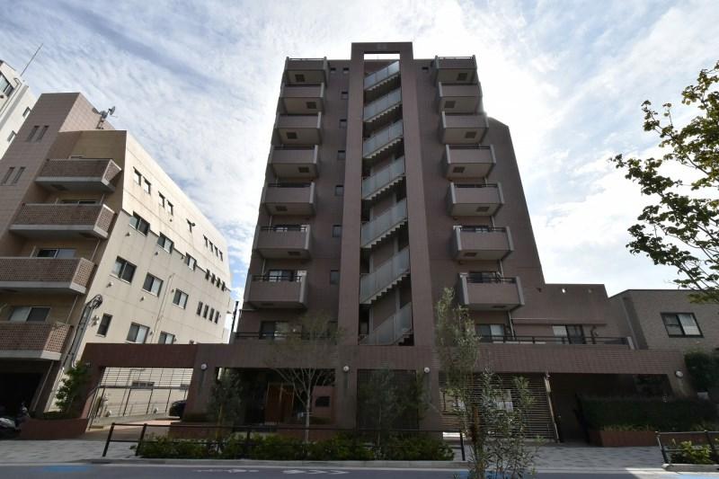 Exterior of Sanctus Arisugawa