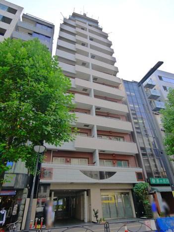 Exterior of La Copie Yotsuya 3-chome