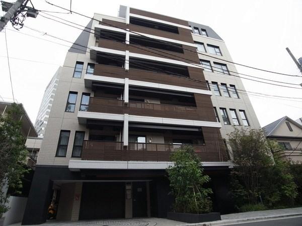 Exterior of Sunwood Nishiazabu