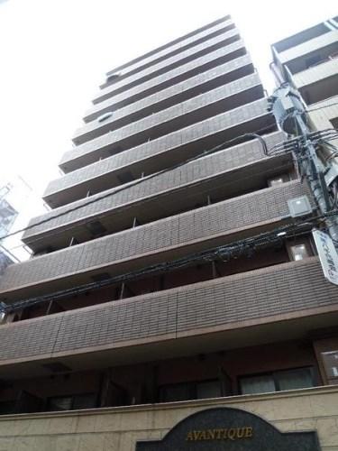 Exterior of アヴァンティーク銀座2丁目弐番館