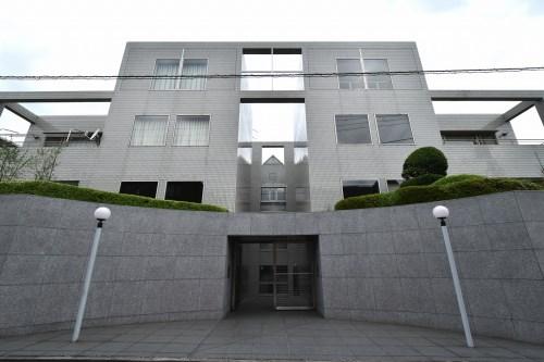 Exterior of 池田山グランドヒルズ