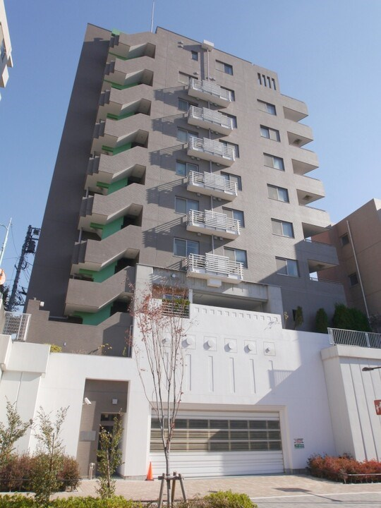 Exterior of 代々木パークガーデン