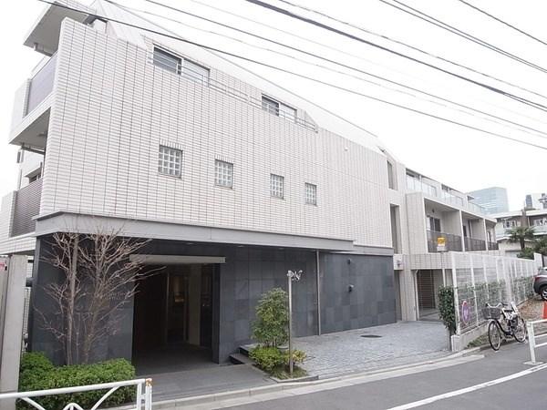 Exterior of パークハウス恵比寿イーストヒル