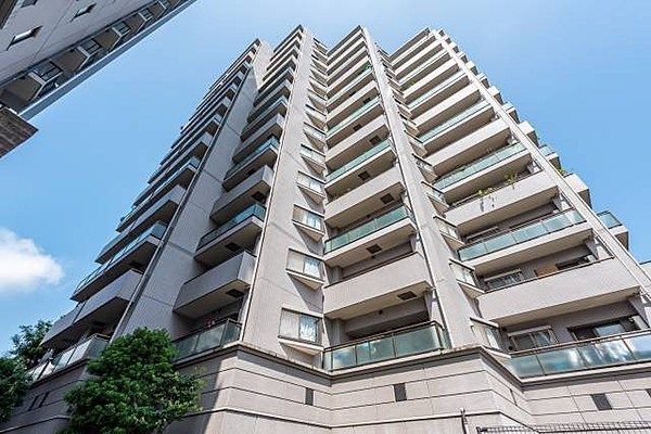 Exterior of Asahi Twin Meguro A