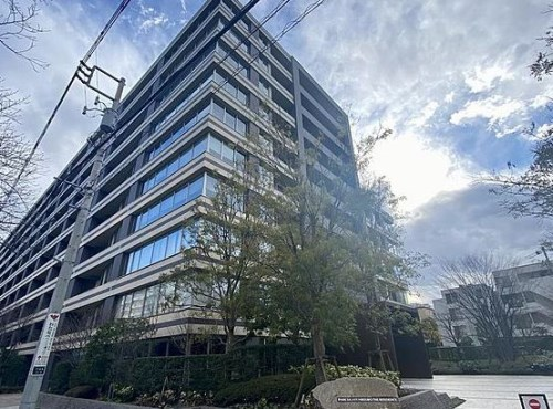 Exterior of Parkhomes Meguro the Residence