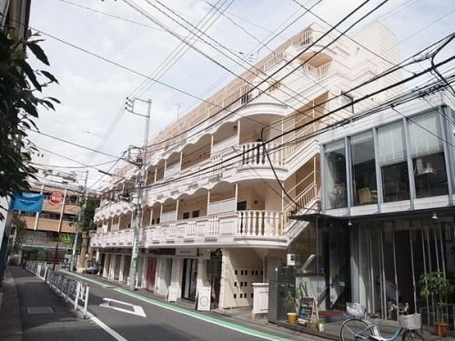 Exterior of Castle Mansion Daikanyama