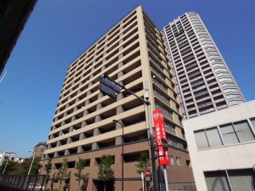 Exterior of Crest Forme Tsukishima South Square
