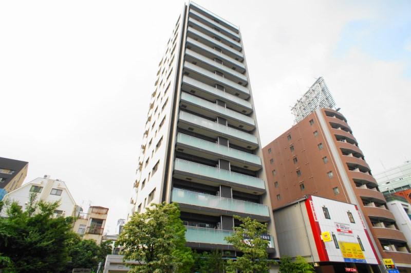 Exterior of Classy Suite Gio Higashi-azabu
