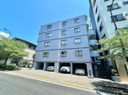 Exterior of セザール第二目黒三田