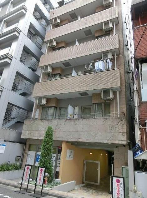 Exterior of グランドパーク渋谷ブランシェ
