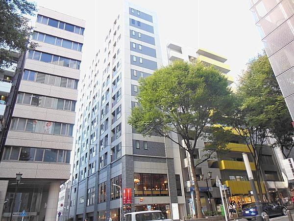 Exterior of Premist Shibuya Miyamasuzaka