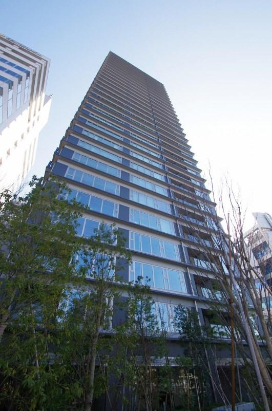 Exterior of TOKYO BAY CITY TOWER