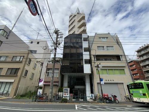 Exterior of Ryowa Palace Wakamatu-cyo