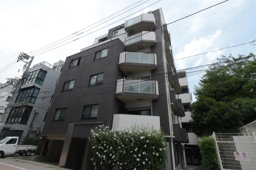 Exterior of サンアリーナ広尾