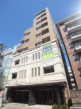 Exterior of ヴィーナパーク富ヶ谷