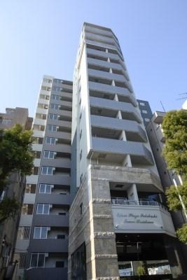Exterior of Estem Plaza Iidabashi Tower Residence