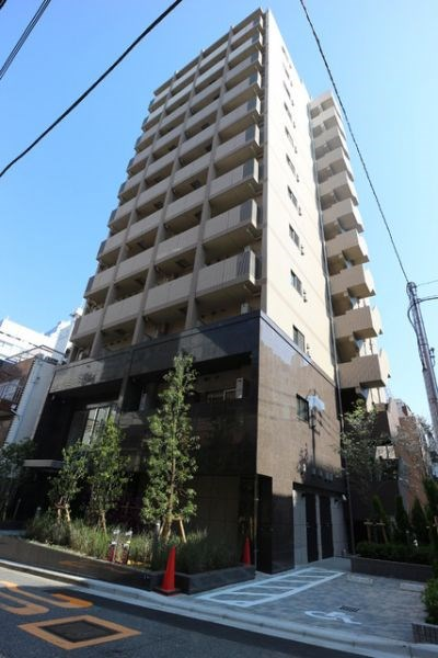 Exterior of コンシェリア三田