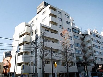 Exterior of 日興ロイヤルパレス西麻布