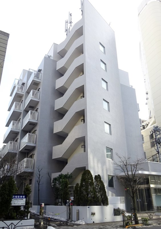 Exterior of エスポワール渋谷松濤