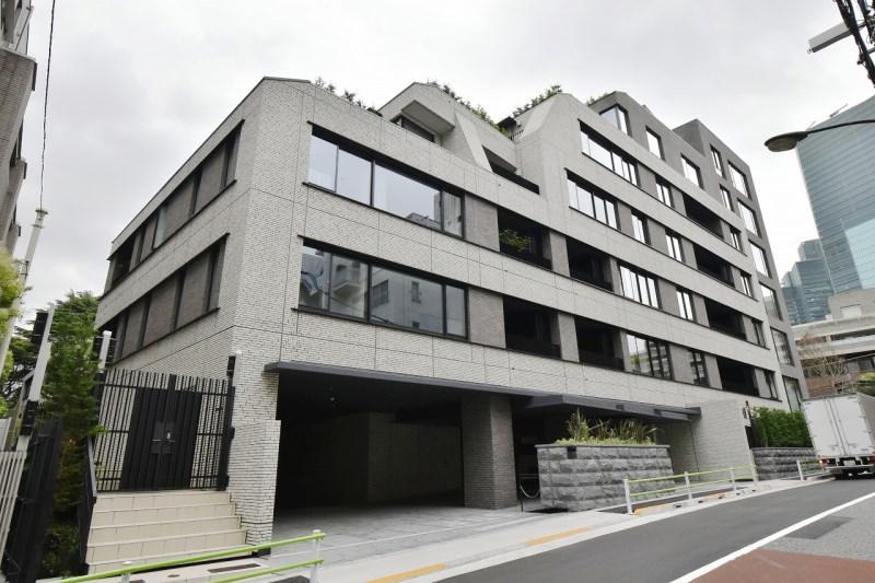 Exterior of FORETSEINE AKASAKA HINOKIZAKA