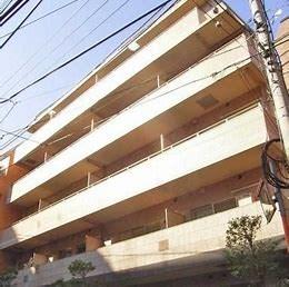 Exterior of Duo Scala Nishi-shinjuku