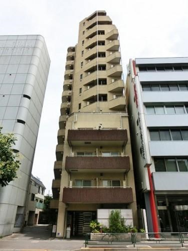 Exterior of Plaire Deuxq Shinjuku-gyoen