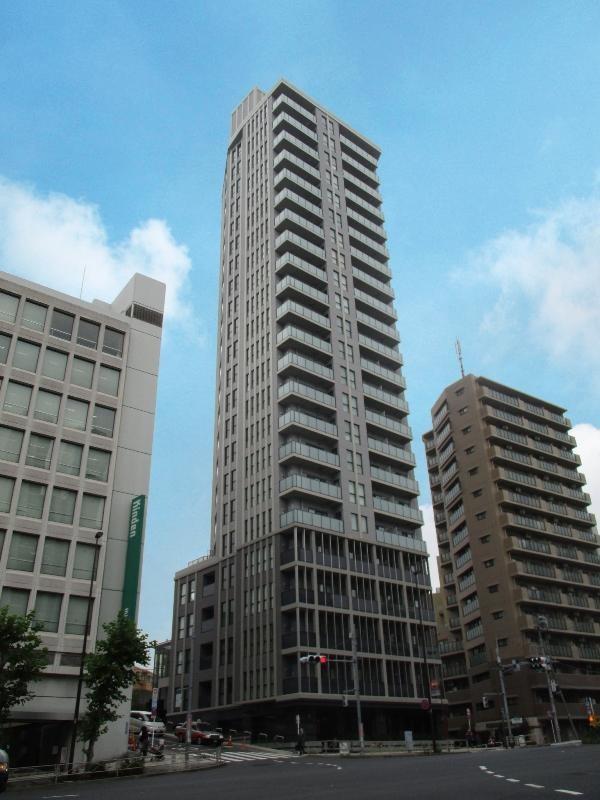 Exterior of クレヴィアタワー池田山