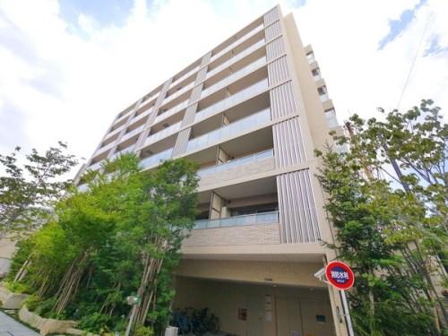 Exterior of The Park House Yotsuya Wakaba Residence