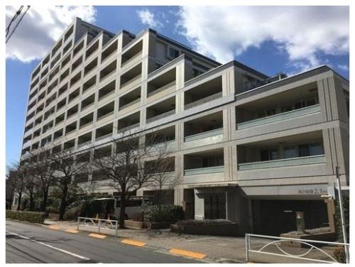 Exterior of The Meguro Sakura Resicidence