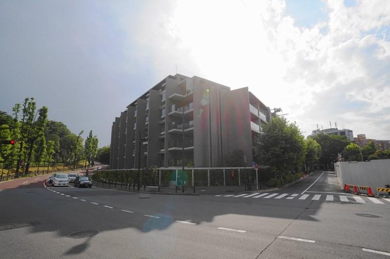 Exterior of Garden Hills Yotsuya Geihin-no-mori