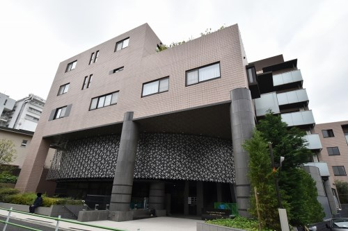 Exterior of The Upper Residences at Minami-aoyama