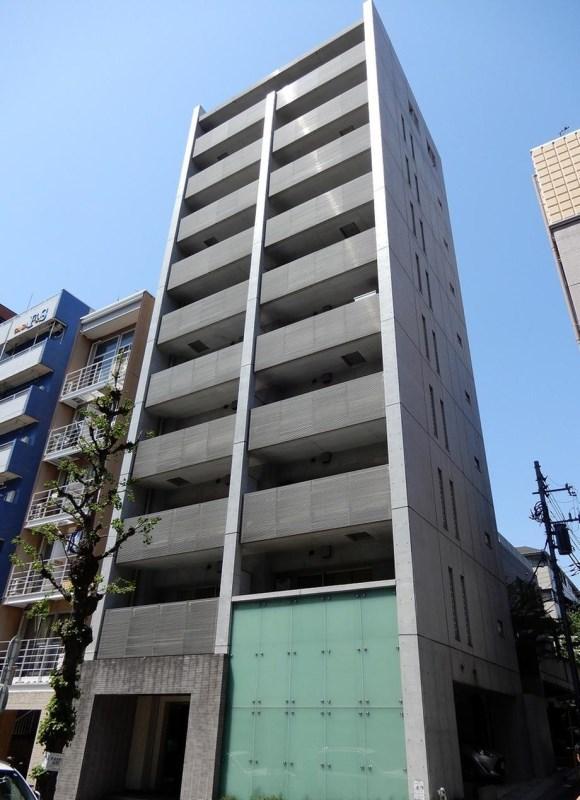 Exterior of Residencial Star Hatagaya