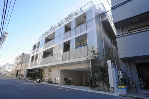 Exterior of ディアナガーデン西麻布
