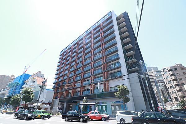 Exterior of シティハウス広尾南