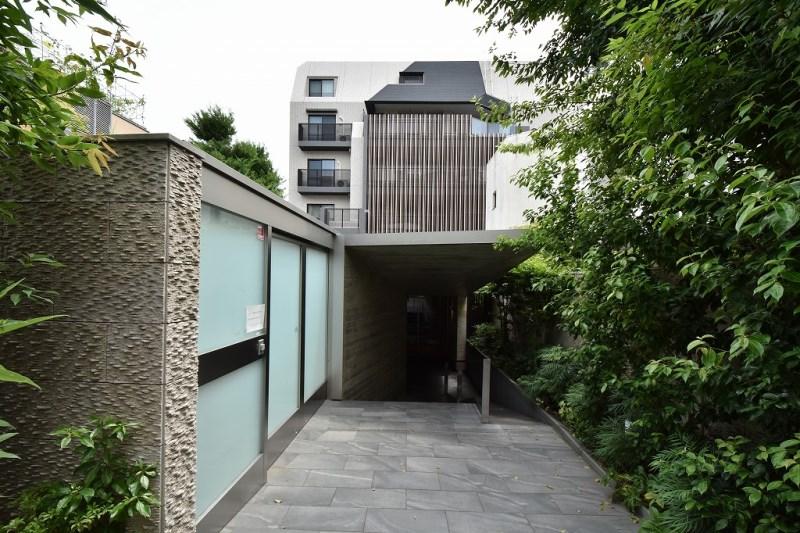Exterior of OPEN RESIDENCIA DAIKANYAMA THE HOUSE