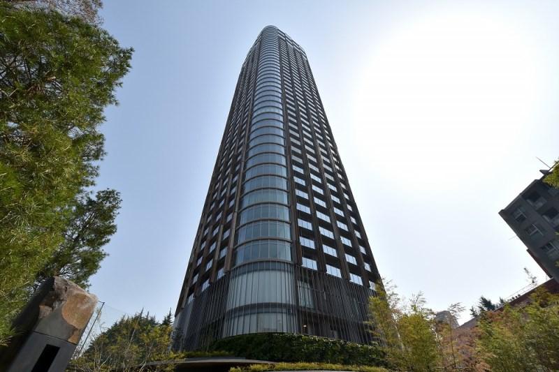 Exterior of Park Court Akasaka Hinokicho The Tower