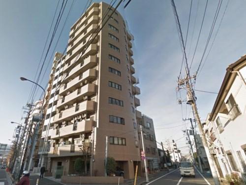 Exterior of My Castle Musashikoyama Ⅱ