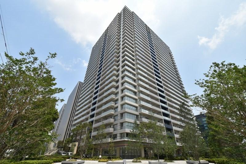 Exterior of Prime Parks Shinagawa Seaside the Tower