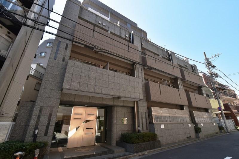 Exterior of パレステュディオ早稲田