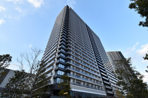 Exterior of City Towers Tokyo Bay Central Tower