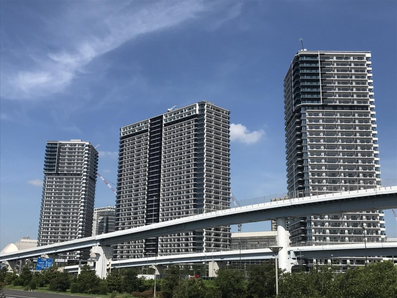 Exterior of City Towers Tokyo Bay