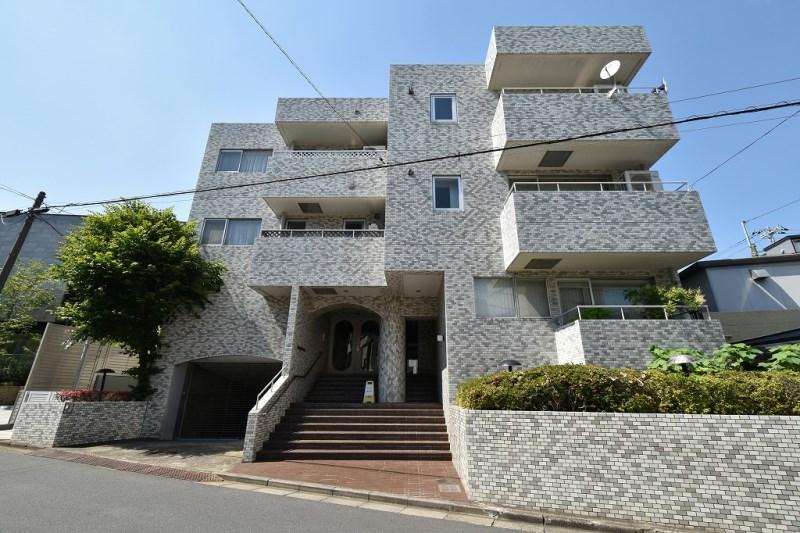 Exterior of 松濤ロイアルハイツ