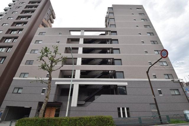 Exterior of Habiter Ichigaya-nakanocho