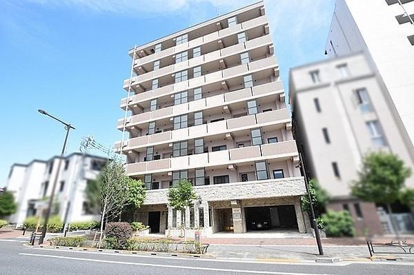 Exterior of Mycastle Shinjuku Ochiai