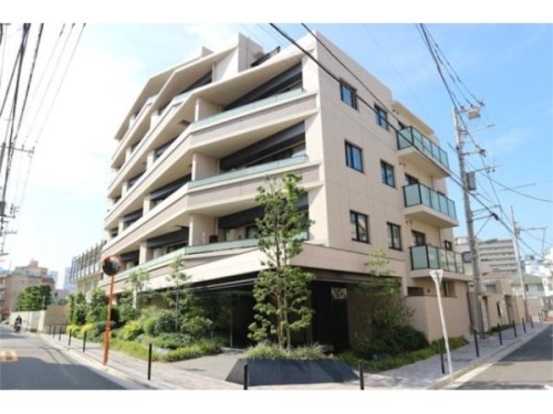 Exterior of Parkhomes Osaki South Resicidence