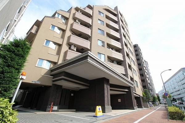 Exterior of Vinice Minami-yukigaya