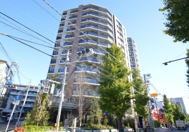Exterior of ザ・パークハウス渋谷笹塚