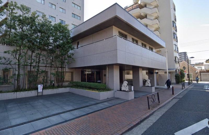 Exterior of 大和郷グリーンハウス